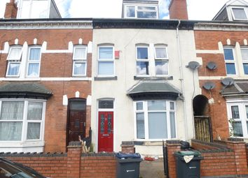 Thumbnail 5 bed terraced house for sale in Gillott Road, Edgbaston, Birmingham
