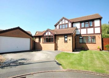 Thumbnail 4 bed detached house for sale in Hawthorn Close, Wesham, Preston, Lancashire