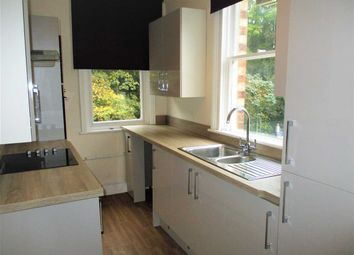 Thumbnail 4 bed flat for sale in First Floor Flat, 66 Broadmead Road, Folkestone