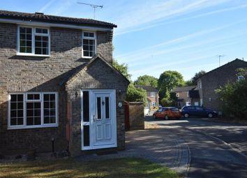 Thumbnail 3 bed terraced house to rent in Alderwood, Chineham, Basingstoke
