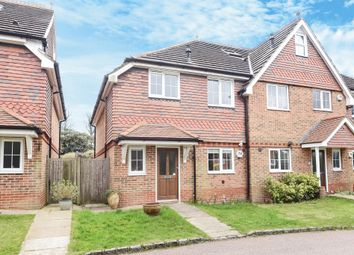 Thumbnail 2 bed semi-detached house for sale in Highdown Close, Banstead