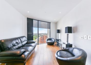 Thumbnail 2 bedroom flat to rent in The Strata, Walworth Road, Elephant & Castle