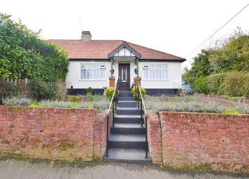 Thumbnail 2 bedroom semi-detached bungalow for sale in Moreton Road, Ongar, Essex