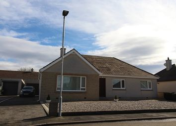 Thumbnail 4 bed detached bungalow for sale in Cameron Crescent, Buckie