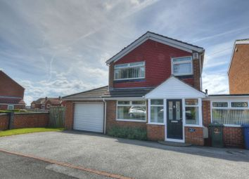 Thumbnail 3 bed link-detached house for sale in Avalon Drive, Newcastle Upon Tyne