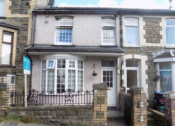 Thumbnail 3 bed terraced house for sale in Coronation Road, Six Bells, Abertillery. 2Pj.
