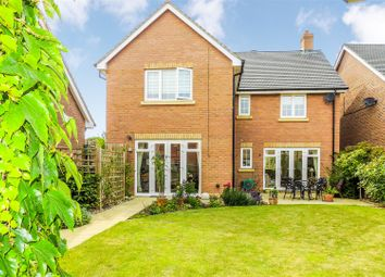 Thumbnail 4 bed detached house for sale in Cartmell Road, Monksmore, Daventry