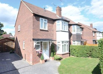 Thumbnail 3 bedroom semi-detached house for sale in Shirley Road, Maidenhead, Berkshire
