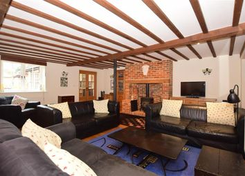 Thumbnail 5 bed semi-detached house for sale in The Street, Ickham, Canterbury, Kent