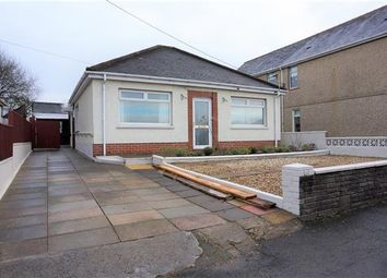 Thumbnail 2 bed detached bungalow for sale in Cross Hands Road, Gorslas, Llanelli