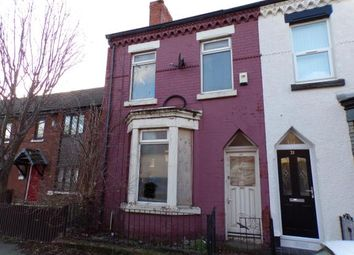 Thumbnail 2 bedroom end terrace house for sale in Rickman Street, Kirkdale, Liverpool, Merseyside
