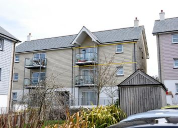Thumbnail 2 bedroom flat for sale in Godolphin View, Camborne