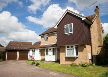 Thumbnail 4 bedroom detached house for sale in Lonsdale, Linton, Cambridge