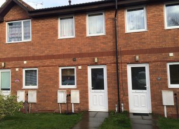 Thumbnail 2 bed terraced house to rent in The Pines, Worksop