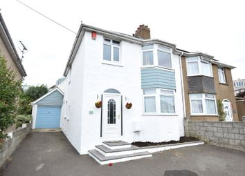 Thumbnail 3 bed semi-detached house for sale in Valley Road, Bude