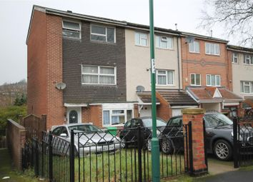 Thumbnail 4 bed end terrace house for sale in Pearmain Drive, Nottingham