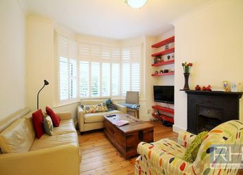 Thumbnail 3 bed terraced house to rent in Babington Road, London