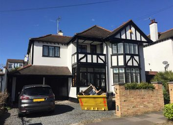 Thumbnail 6 bed detached house to rent in Kent View Avenue, Leigh-On-Sea