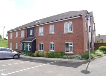 Thumbnail 2 bed flat to rent in Savage Close, King's Lynn