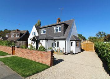 Thumbnail 4 bed detached house for sale in Copse Avenue, Caversham, Reading