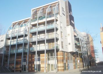 Thumbnail 1 bed flat to rent in John Harrison Way, Millennium Village, Greenwich