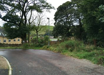 Thumbnail Land for sale in Plot 1- Land At Pendle Avenue, Bacup