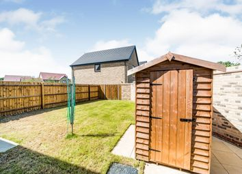 Thumbnail 2 bed semi-detached house for sale in Larkfield, Great Abington, Cambridgeshire
