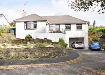 Thumbnail 4 bed bungalow for sale in Warrensfield, Camelford, Cornwall
