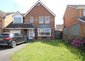 Thumbnail 4 bed detached house to rent in Knole Park, Kingswood, Hull, East Riding Of Yorkshi
