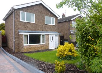Thumbnail 3 bed detached house to rent in Daybrook Close, Harlaxton, Grantham