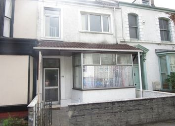 Thumbnail 5 bed terraced house to rent in King Edward Road, Brynmill, Swansea.