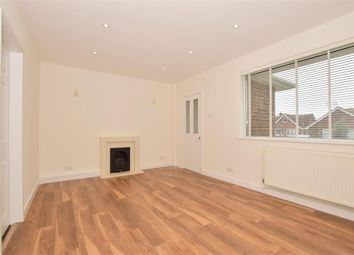 Thumbnail 2 bed semi-detached bungalow for sale in Goodwood Close, High Halstow, Rochester, Kent