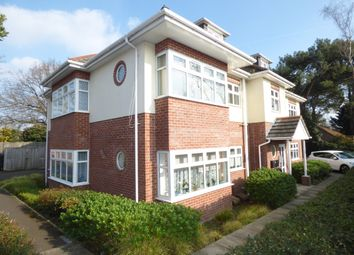 Thumbnail 2 bedroom flat to rent in Manor Road, Parkstone, Poole