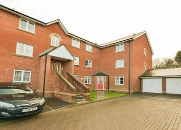 Thumbnail 2 bed flat for sale in Lewis Crescent, Exeter