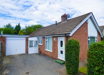 Thumbnail 3 bed detached bungalow for sale in Bowfell Drive, High Lane, Stockport, Cheshire
