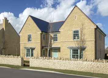 "Thumbnail 5 bed detached house for sale in ""Stowe"" at Witney Road, Kingston Bagpuize, Abingdon"