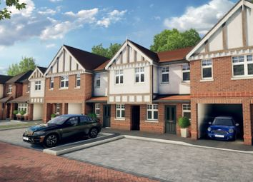 Thumbnail 3 bedroom terraced house for sale in Bath Road, Padworth, Reading