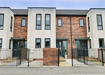 Thumbnail 2 bed terraced house for sale in Heathfield Square, Hull