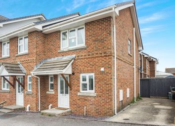 Thumbnail 2 bed semi-detached house for sale in Worsley Road, Newport