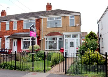 2 bed end terrace house for sale in Glebe Road, Hull, Yorkshire HU7