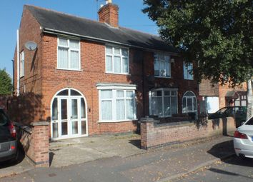 3 bed semi-detached house to rent in Mayflower Road, Evington, Leicester LE5