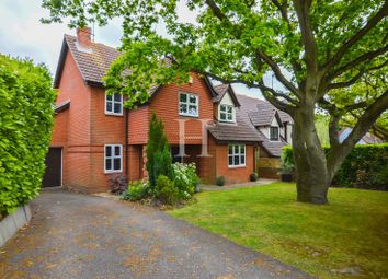 Thumbnail 4 bed detached house for sale in Sunny Road, Hockley, Essex