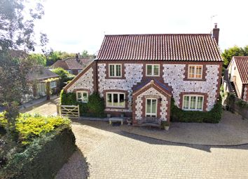 Thumbnail 5 bed detached house for sale in High Street, Thornham, Hunstanton