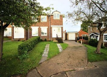 Thumbnail 3 bed semi-detached house to rent in Hardwick Close, Aston, Sheffield