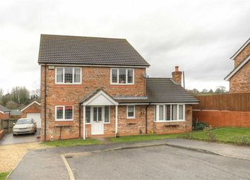 Thumbnail 4 bed property for sale in Keyworth Drive, Caistor, Market Rasen