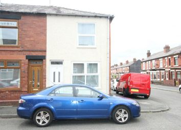 Thumbnail 2 bed end terrace house to rent in Lancaster Street, Warrington