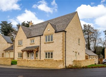 Thumbnail 5 bedroom detached house for sale in Preston Leigh, Siddington, Cirencester