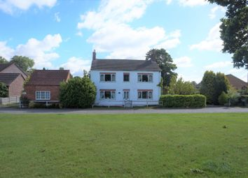 Thumbnail 4 bed detached house for sale in The Green, Waddingham