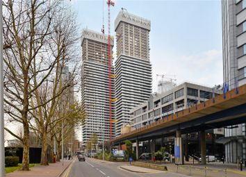Thumbnail 1 bed property for sale in Marsh Wall, London