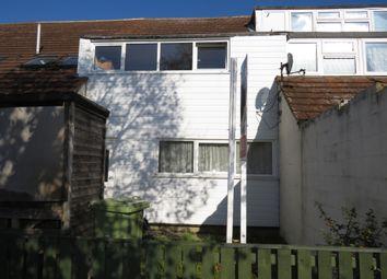 Thumbnail 2 bed terraced house for sale in Gibbwin, Great Linford, Milton Keynes